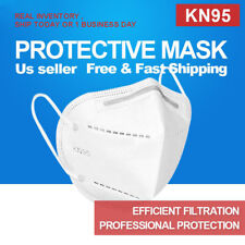 Individual Bag KN95 5-ply Face Mask [5 LAYERS,Not N95] Disposable Masks Cover