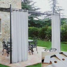 Tenda gazebo Morbidissimi idrorepellente 140x270 cm - bianco ottico V900