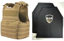 Level IIIA 3A | Body Armor Inserts | Bullet Proof Vest | Condor XPC Vest -TAN
