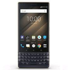 BlackBerry KEY2 LE BBE100-4 64GB ROM 4GB RAM Dual SIM Libre - Dorado Champán