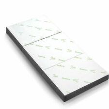 Giselle Bedding Folding Foam Portable Bamboo and Fabric Mattress
