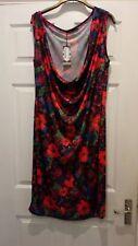 Ladies nwt size 20 boohoo dress floral print