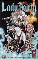 Lady Death The Rapture #1  The Sound of Thunder Chaos Comics