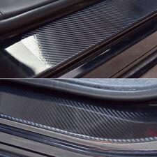 for Mercedes-Benz, BMW carbon fiber threshold protection strip
