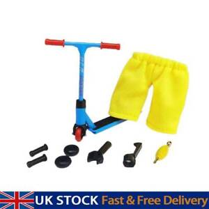 Finger Scooter with Mini Scooters Tools Finger Board Kids Adults Gifts Toys UK