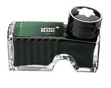 MONTBLANC PEN IRISH GREEN  INK INKWELL NEW IN BOX 60ml   106273