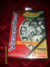 VIDEONOW  THE WILD THORNBERRYS SIR NIGEL  2 PACK PVD DISCS FAIRLY ODD PARENTS