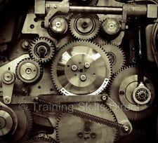 ENGINE MECHANICS AUTO REPAIR TRAINING COURSE CD