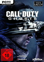 Call of Duty: Ghosts (Sony PlayStation 3, 2013, DVD-Box)