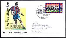BRD 1997: Bayern München Meister! FDC Nr. 1958! Bonner Stempel! Gelaufen! 1708