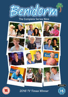 Benidorm: The Complete Series 9 DVD (2017) Jake Canuso cert 15 3 discs