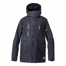 Quiksilver Men's Dreaming Snowboarding Jacket Black S