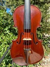 Old Italian Violin '' Sesto Rocchi '' signed 1960 excellent condition