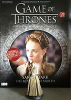 Game Of Thrones GOT Official Collectors Models #21 Sansa Stark (Wedding) NEW