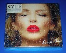 KYLIE MINOGUE, Kiss Me Once, Deluxe Edition CD/DVD set, slipcase/fourreau, 2014