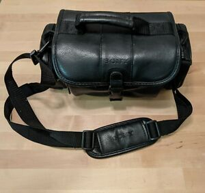 Sony Leather Camera Bag
