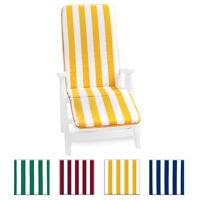 CUSCINO SDRAIO schienale fasciato copri poltrona sedie LETTINO bar piscina hotel