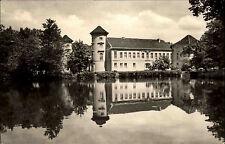 Rheinsberg Mark 1964 Schloß jetzt Sanatorium Helmut Lehmann Marke Tag des Kindes