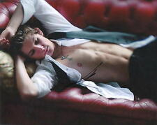 ALEX PETTYFER.. Bare Chested Stud (Gay Int.)  SIGNED