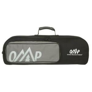 """OMP TAKEDOWN RECURVE BOW CASE, WILL ACOMODATE BOWS UP TO 66"""", BLACK"""