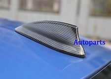 Real Carbon Fiber Antenna Shark Cover Trim For BMW 1 2 3 4 Series F22 F30 F36