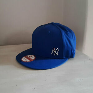 New York Yankees MLB 9FIFTY Royal Blue Baseball Cap - size small/medium