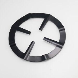 Shelf Stove Ring Moka Pot Cradle Reducer Simmer Heat Diffuser Black 13.3cm