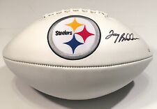 Terry Bradshaw Autographed Signed Football with COA Pittsburgh Steelers