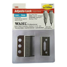 Wahl Professional Adjusto-Lock 3 Hole Clipper Blade #1005