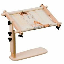 "Wooden Adjustable Embroidery Stand for Embroidery Cross Stitch 7.9/""x9.4/"""