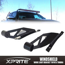 "Xprite 50"" LED Light Bar Roof Top Mounting Bracket Pair for 07-14 Toyota Tundra"