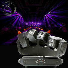 U'King 80W Stage Lighting RGBW 4 IN 1 LED Beam Moving Head DMX Party Disco Light