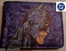 BATMAN Knight ! bi fold wallet Dark knight DC Comics US Seller Justice league
