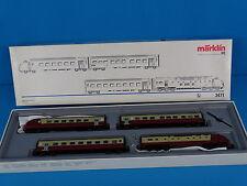 Marklin 3471 SBB CFF Train Set TEE Trans Europ Express   DELTA