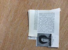 m10-9c ephemera 1905 small article mrs bramwell booth