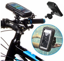 360 ° IMPERMEABILE BICI BICICLETTA Mount Holder Phone Case Cover per Apple iPhone 6 6S