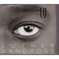 Luther Vandross   Single-CD   Your secret love (1996, #6638382)
