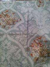 Pottery Barn Simone Floral Pillow Cover Linen Cotton 24x24 Beautiful 5 Available