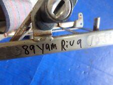 Yamaha Riva 125 Off year 1989 rear rack