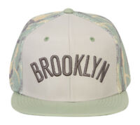 Mitchell & Ness New Brooklyn Nets - Camoflage Trucker