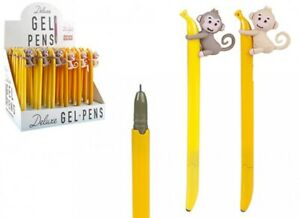 Monkey Gel Pen