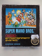 NES Spiel - Super Mario Bros 1 (PAL-B) (Modul + Verpackung)