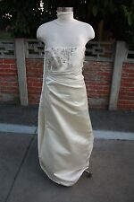 Vera Wang Women's Ivory/Cream Wedding Dress Gown