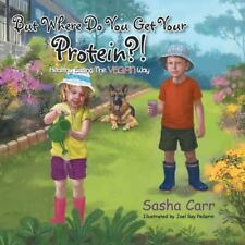 But Where Do You Get Your Protein?!: Healthy Eating the Vegan Way (Paperback or