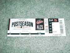 2014 ALCS Baltimore Orioles v Kansas City Royals Baseball Ticket Game 1