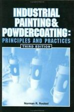 Industrial Painting and Powdercoating: Principles and Practices-ExLibrary