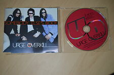 Urge Overkill - Somebody else's body. 3 tracks. CD-Single (CP1706)