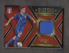 2015-16 Select Soccer Red Stars Marco Verratti Italy Jersey 25/49