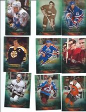2011-12 PARKHURST CHAMPIONS HOCKEY Complete your set 20 card lot W/ STARS