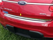 1PC Stainless Steel Trunk/Rear Accent Trim - RD50490 For FORD TAURUS 2010-2018
